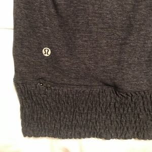 Lulu Lemon Sweatshirt with hoodie!